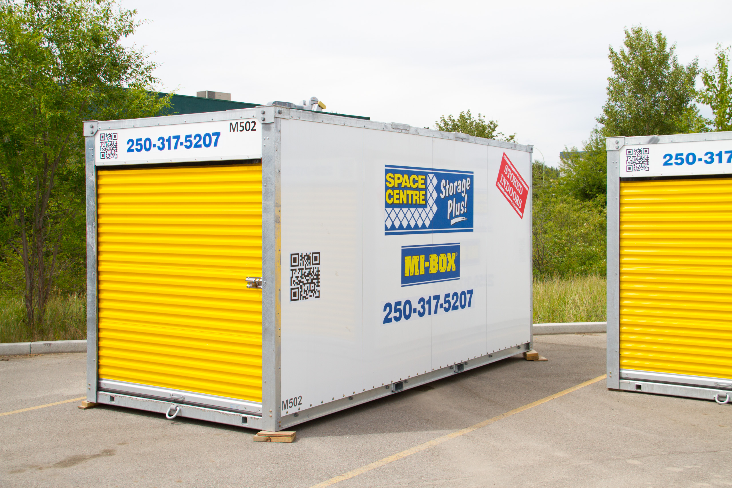 Portable Steel Storage Units : Portable storage containers why mi box is better than a