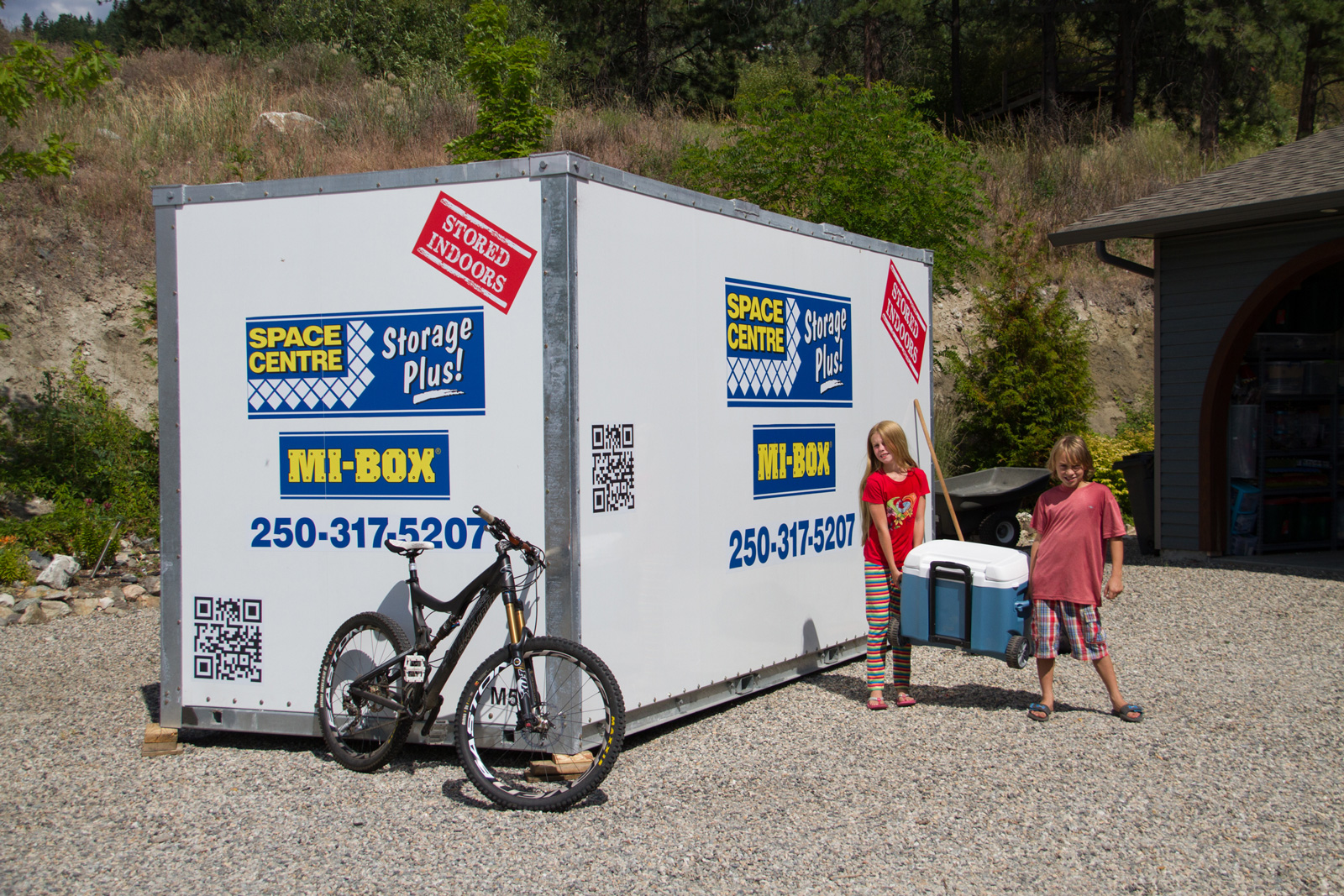 Kelowna mi-box storage container for moving & Moving Trucks vs. the Mobile Storage Units Kelowna Homeowners Trust ...