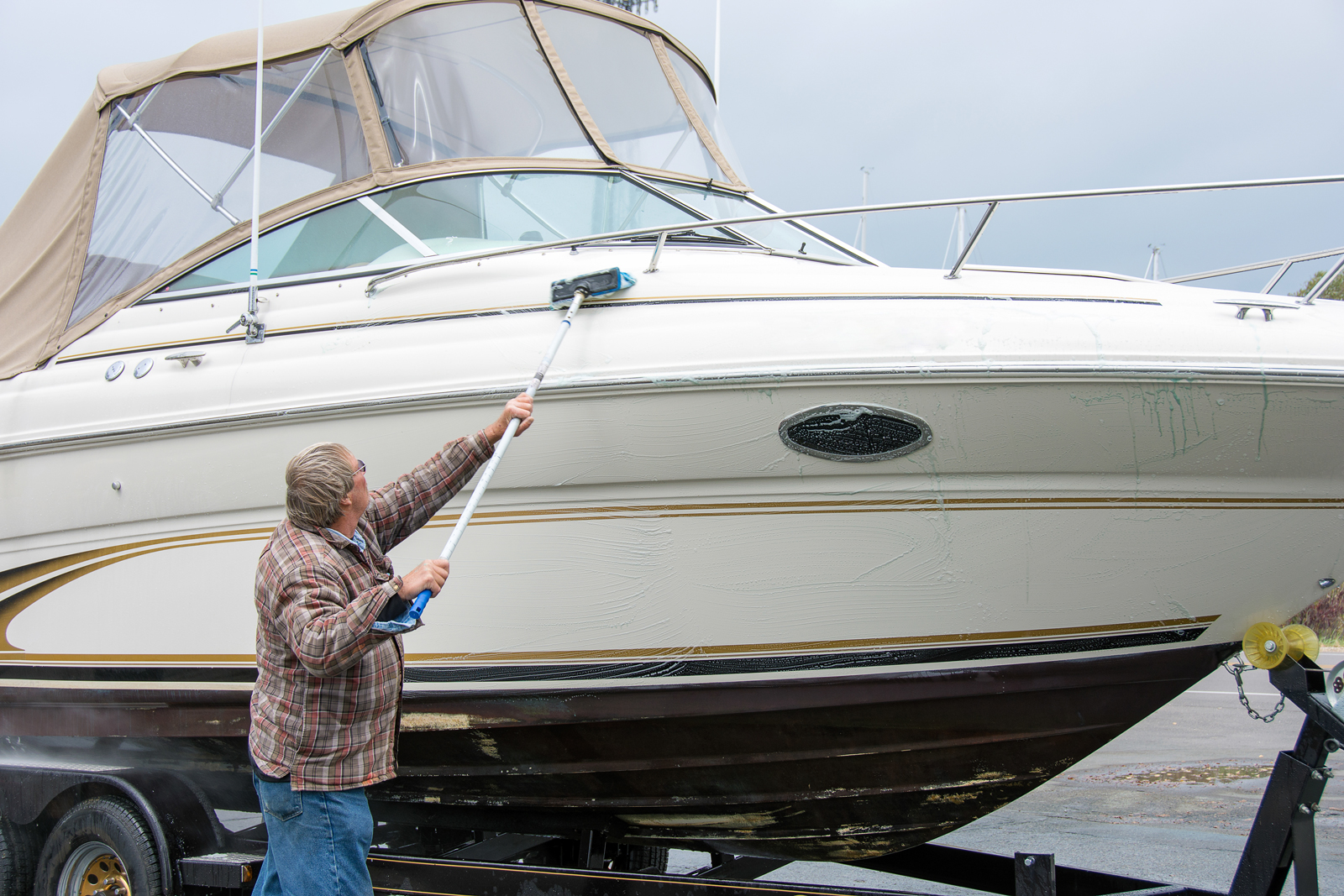 Get a jump start on winter boat and rv storage space for Boat garage on water